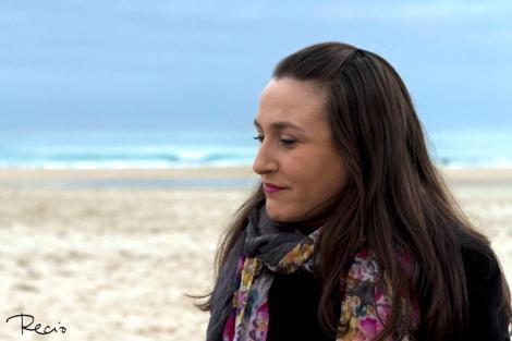 Lucía Pardo, autora del coro 'Cantina Las Manitas' (2013)